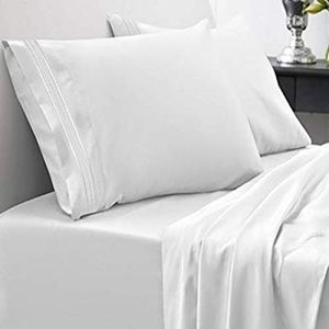 Sweet Home Collection twin sheet set
